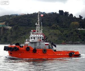 Tugboat puzzle
