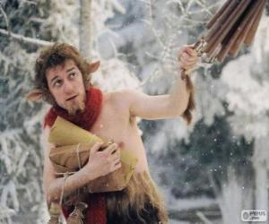 Tumnus the Faun puzzle