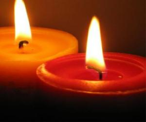 Two candles puzzle