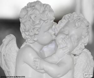 Two cupids puzzle