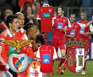 UEFA Europa League 2010-11 semi-final, Benfica - Braga puzzle