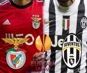 UEFA Europa League 2013-14 semi-final, Benfica - Joventus puzzle