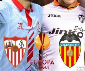 UEFA Europa League 2013-14 semi-final, Sevilla - Valencia puzzle