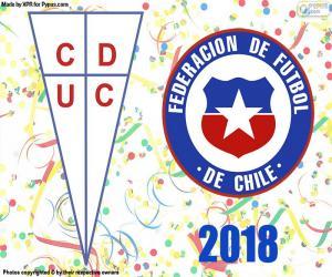 Universidad Católica, champion 2018 puzzle