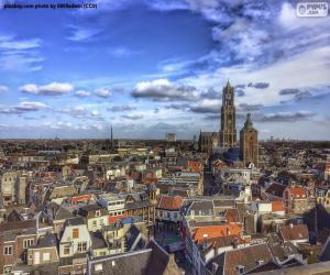 Utrecht, Netherlands puzzle