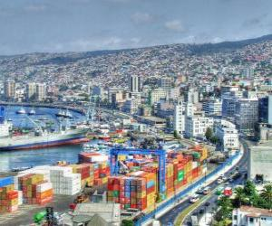 Valparaíso, Chile puzzle