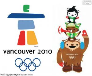 Vancouver 2010 Winter Olympics puzzle