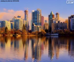 Vancouver, Canada puzzle