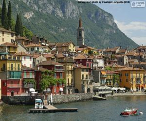 Varenna, Italy puzzle