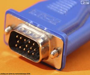 VGA cable puzzle