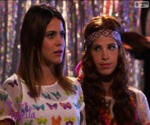 Violetta and Camila puzzle