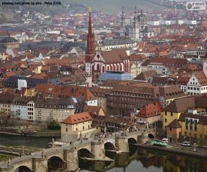 Würzburg, Germany puzzle