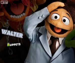 Walter from the Muppets puzzle