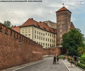 Wawel Castle, Poland puzzle