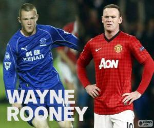 Wayne Rooney puzzle
