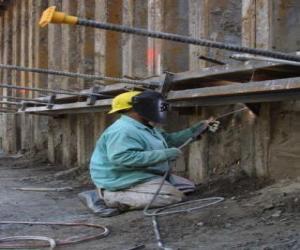 Welding operator puzzle