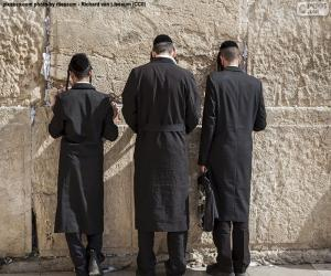 Western Wall puzzle