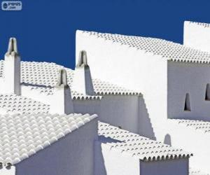 White houses puzzle
