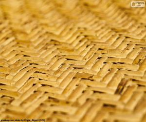 Wicker Carpet puzzle