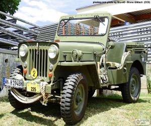 Willys MB puzzle
