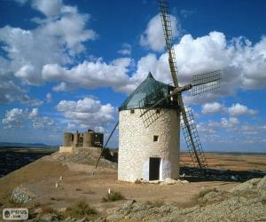 Windmill puzzle
