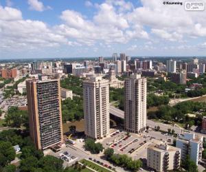 Winnipeg, Canada puzzle