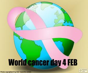 World Cancer Day puzzle