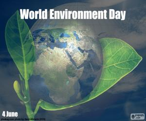 World Environment Day puzzle