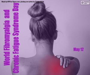 World Fibromyalgia and Chronic Fatigue Syndrome Day puzzle