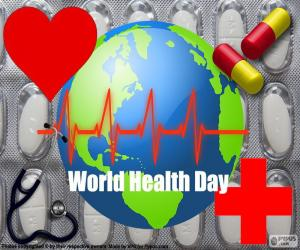 World Health Day puzzle