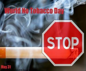 World No Tobacco Day puzzle