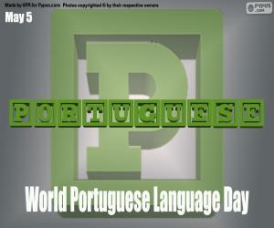 World Portuguese Language Day puzzle