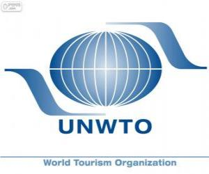 World Tourism Organisation UNWTO logo puzzle