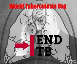 World Tuberculosis Day puzzle