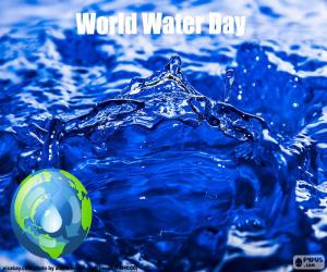 World Water Day puzzle