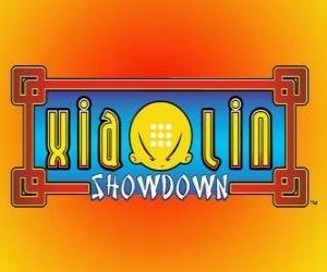 Xiaolin logo puzzle