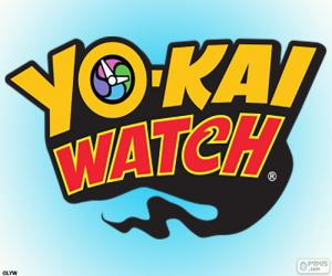 Yo-kai Watch logo puzzle