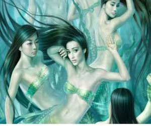 Young sirens puzzle