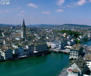 Zürich, Switzerland puzzle