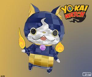 Zafinyan, Yo-Kai Watch puzzle