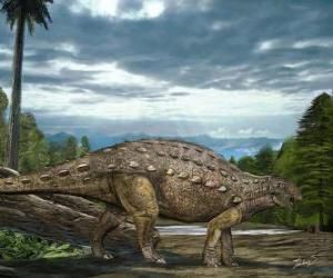 Zhejiangosaurus lived approximately 100 to 94 million years ago puzzle