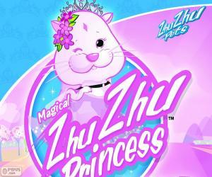 Zhu Zhu Pets Princess puzzle