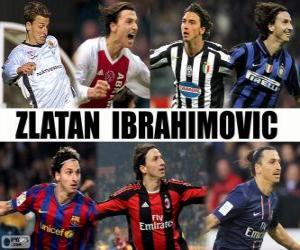 Zlatan Ibrahimović puzzle