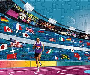 Famous sportsmen puzzles