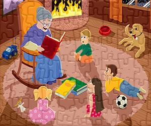 Short stories for kids puzzles