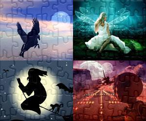Fantasy puzzles
