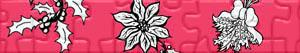 puzzles Christmas Decoration