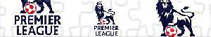 puzzles Flags and Emblems of England Football League - Premier League