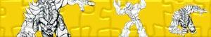 puzzles Gormiti