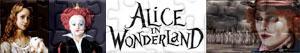 puzzles Alice in Wonderland - Tim Burton